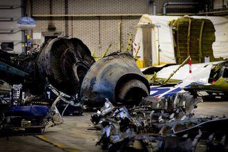 Россия попыталась выдать обломки MH17 за обломки украинского истребителя Обозреватель/ЕРА