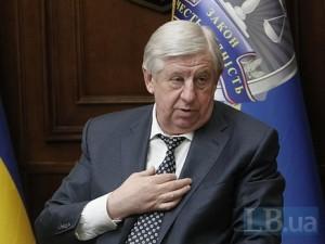 Шокин сообщил, что ГПУ возобновила следствие по делу против Коломойского, открытому 10 лет назад  Фото: lb.ua