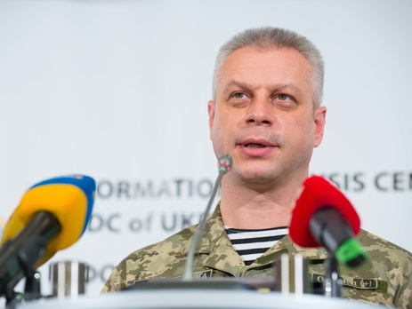 Андрей Лысенко анонсировал встречу захваченных российских военных с журналистами  Фото: uacrisis.org