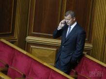 УНИАН Клюев хочет, чтобы неприкосновенность сняли со всех нардепов