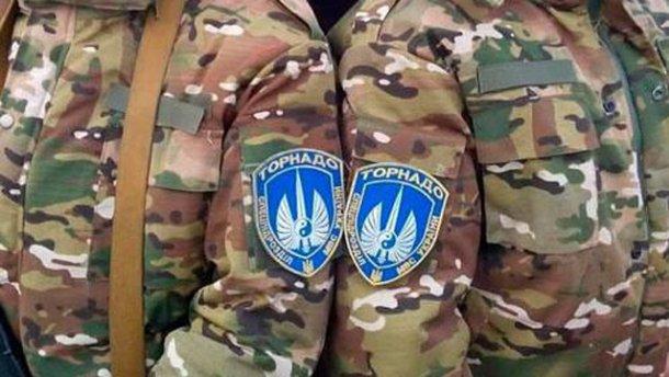"Бойцы ""Торнадо"" / novostiua.org"