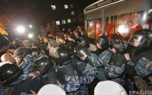 Беркут на Майдане отличился особой жестокостью