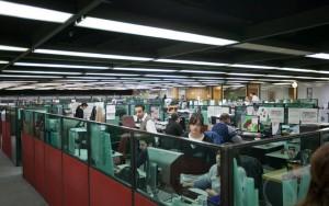 News Lab создан как будущая площадка для работы репортеров и целых редакций