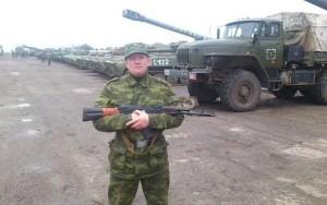 В район оккупированной Горловки прибыло пополнение в живой силе