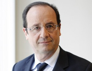 France's Socialist Party (PS) candidate