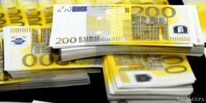 Portuguese police seizes counterfeit 200 euro notes